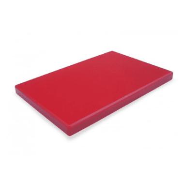 Tabla polietileno rojo